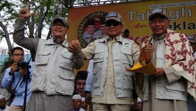 Photo of Deklarasikan Koppasandi, Ulama Ajak Umat Jihad Politik