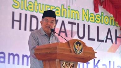 Photo of Buka Silatnas Dai dan Milad ke-45 Hidayatullah, Wapres JK Singgung Perda Syariah