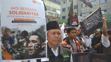 Photo of Bela Muslim Uighur, Pemerintah Diminta Tegas terhadap China