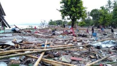Photo of BNPB: 431 Orang Meninggal Dunia Akibat Tsunami Selat Sunda