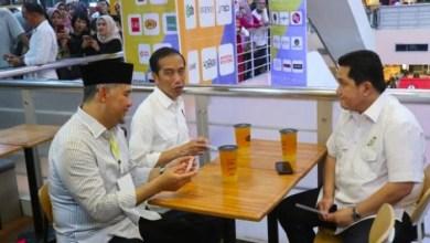 Photo of Jokowi Ingatkan Pendukungnya, Hasil Survei Bisa Meleset