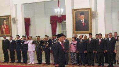 Photo of Letjen Doni Monardo Dilantik Jadi Kepala BNPB