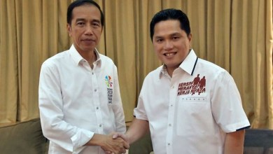 Photo of Kecamuk Batin Erick Thohir tentang Jokowi?