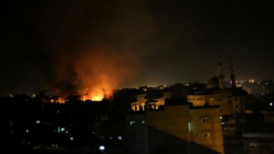 Photo of Israel Gempur Lokasi Perlawanan di Gaza