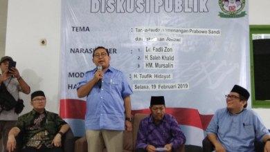 Photo of Koppasandi Gelar Diskusi Tanda-tanda Kemenangan Prabowo-Sandi