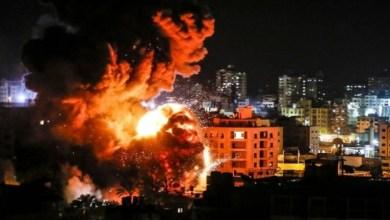Photo of Israel Serang Gaza