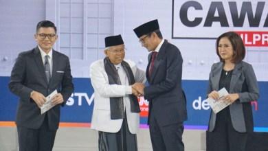 Photo of Debat Cawapers: Benarkah Ma'ruf Amin lebih Unggul?