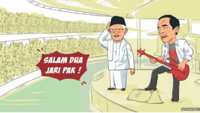Photo of Konser Musik GBK, Resep Obat Sakit Kepala untuk Jokowi