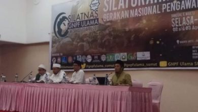 Photo of Silatnas GNPF Ulama Bahas Pemenangan Capres Pilihan Ijtima