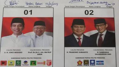 Photo of Pemenang Pilpres 2019 Harus Mengacu Pasal 6A Ayat 3 UUD