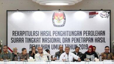 Photo of Umumkan Dinihari, KPU Kukuhkan Kecurangan