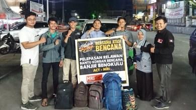Photo of MRI Kerahkan Ratusan Relawan dari Enam Provinsi ke Bengkulu