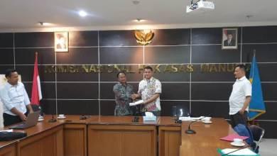 Photo of Tim Advokasi Korban Tragedi 21-22 Mei Datangi Komnas HAM