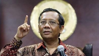 Photo of Mahfud MD: Rakyat Lebih Suka Prabowo Pimpin Oposisi