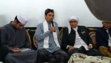 Photo of Ceramahnya Dilaporkan, UAS: Saya Serahkan kepada Allah SWT