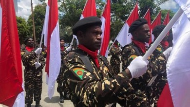Photo of Aneh, Orang Papua Kok Minta Banser Dibubarkan. Siapa Bermain?