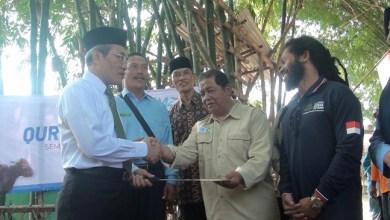 Photo of Wabup Bantul Resmikan Haflah Kurban Merdeka Laznas Dewan Dakwah