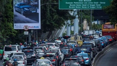 Photo of Pemprov DKI Perluas Jalur Ganjil-Genap, Motor tidak Termasuk