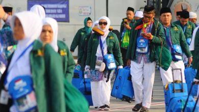 Photo of 13 Kloter Gelombang Pertama Jemaah Haji akan Pulang di Hari Kemerdekaan RI