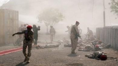 Photo of Pemberontak Syiah Houthi Serang Parade Militer Yaman, 25 Tentara Tewas