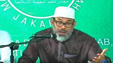 Photo of Dr Daud Rasyid: Politik Harus Diislamkan