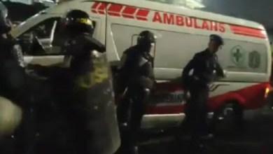 Photo of PMI Jaktim Ungkap Kekerasan Oknum Brimob kepada Petugasnya di Pejompongan