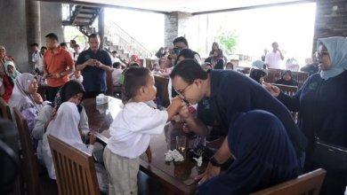 Photo of Momen Tahun Baru Islam, Anies Ajak Ribuan Anak Yatim Lintas Agama ke Ancol