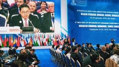 Photo of Indonesia Siap Jadi Tuan Rumah Sidang Parlemen Eurasia 2020
