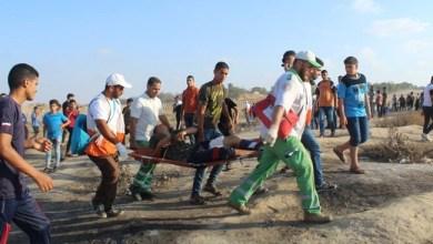 Photo of Bentrok dengan Tentara Israel, 55 Warga Palestina Terluka