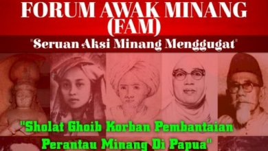 Photo of Minang Menggugat, FAM akan Demo Istana