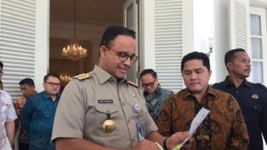 Photo of Ingin Integrasikan Transportasi di Jakarta, Erick Datangi Anies