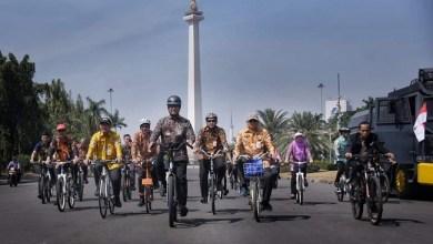 Photo of Jakarta Belum Kondusif, Anies Batalkan Rencana ke Denmark