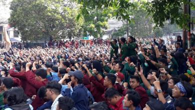 Photo of Sisi Lain Demonstrasi Mahasiswa dan Pelajar 2019