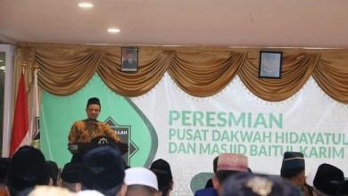 Photo of Gedung Pusat Dakwah Hidayatullah Diharapkan Bermanfaat bagi Umat Islam