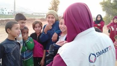Photo of SMART 171 Salurkan Bantuan Makanan dan Selimut untuk Pengungsi Suriah