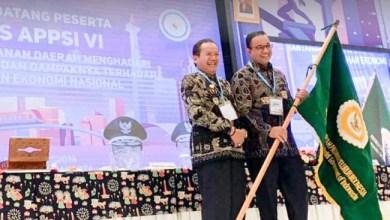 Photo of Kalahkan RK dan Isran, Gubernur Anies Terpilih sebagai Ketua APPSI 2019-2023