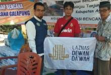 Photo of Dewan Dakwah Sumbar Bantu Korban Galodo di Agam