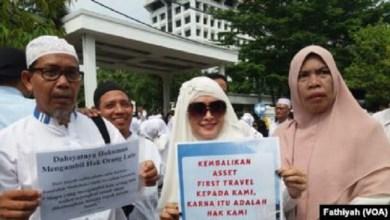 Photo of Harta Bos First Travel Dilelang: Uang untuk Negara, Jamaah Disuruh Ikhlas
