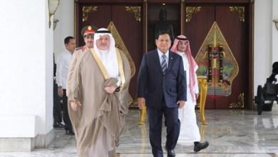 Photo of Pertemuan Menhan dengan Dubes Saudi tak Bahas HRS