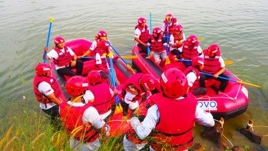 Photo of 43  Relawan MRI Ikuti Pelatihan Water Rescue