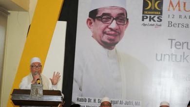 Photo of Habib Zein bin Smith: PKS Partai yang Istiqamah