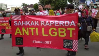Photo of Komunitas Pemuda dan Ormas di Depok Gelar Aksi Tolak LGBT