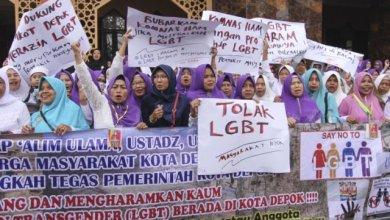 Photo of Dukungan Instruksi Wali Kota Depok dan Tuntutan Perda Anti LGBT