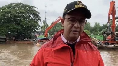 Photo of Sejumlah Wilayah Jakarta Kebanjiran, Anies: Kami Bertanggung Jawab