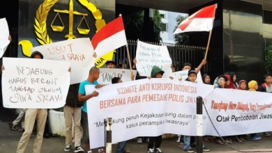 Photo of Komite Anti Korupsi Desak Seluruh Pelaku Kasus Jiwasraya Ditangkap