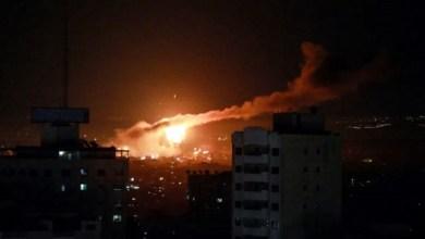 Photo of Sasar Hamas, Pesawat Tempur Zionis Israel Gempur Gaza