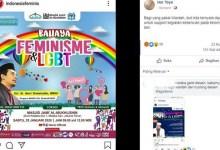 Photo of Soal Wardah, Aktivis Gay Hartoyo Ternyata Sebar Hoaks