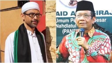 Photo of Kritik Mahfud MD, KH Luthfi Bashori: Beliau tidak Memiliki Ilmu Syariat yang Mumpuni