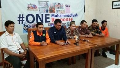 Photo of Muhammadiyah Jateng Bantu Korban Banjir Jabodetabek Dua Miliar