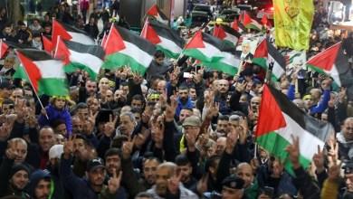 Photo of Ribuan Warga Palestina Tolak Kesepakatan Trump